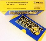 Buffalo Bore 45-70 Gov't Low Recoil 430gr Hard Cast LBT-LFN